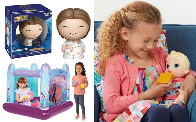 Disney, Frozen 2, Nerf & Hatchimals Toys for 50% Off at Kohl's (From ONLY $4.49!)