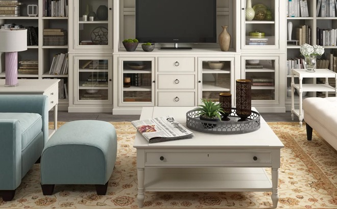 Up to 70% Off TV Stands, Coffee Tables & End Tables, From $48.59 + FREE Shipping