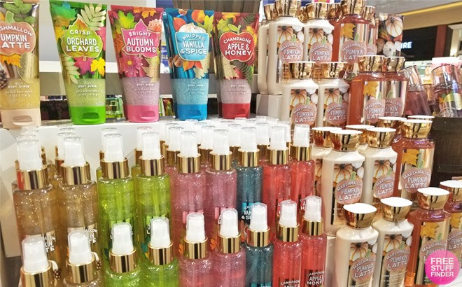 Bath & Body Works Retired Fragrances for ONLY $6 (Regularly $14.50) - Today Only!