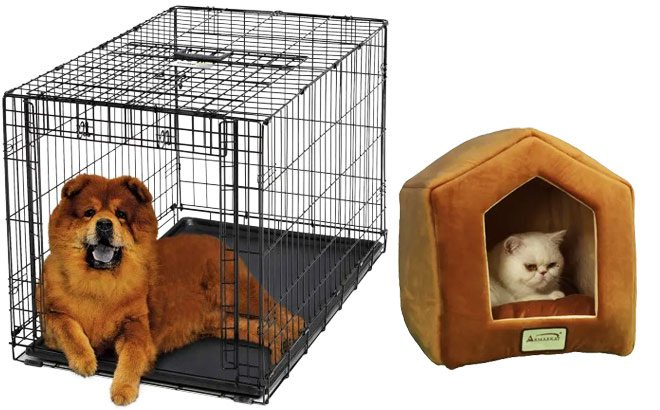 Pet Beds, Crates, & Accessories Up to 65% Off at Petco - From Just $3.50 (Reg $10)