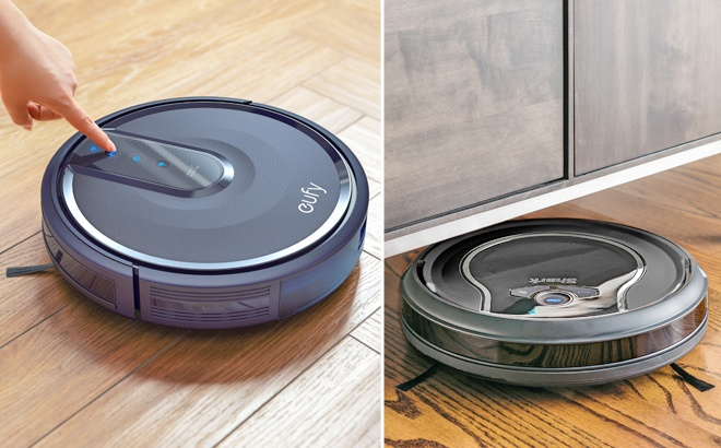 Robot Vacuums with WiFi From ONLY $149 + FREE Shipping (Regularly $250)