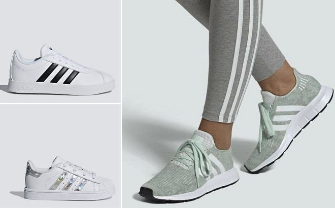 Adidas Shoes For the Family Starting From ONLY $11.99 Each + FREE Shipping (Reg $50)