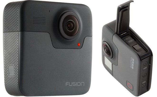 GoPro 360-Degree Camera JUST $229.99 + FREE Shipping (Reg $300) - Today Only!