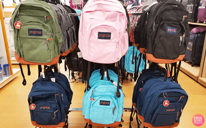 JanSport Kids' School Backpacks Starting at ONLY $20.99 at JCPenney