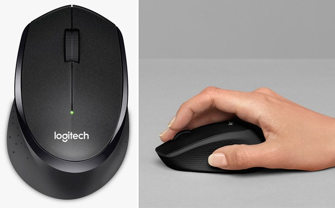 Logitech M330 Silent Plus Wireless Mouse ONLY $12.99 + FREE Shipping (Reg $18)