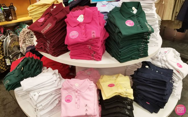The Children's Place Kids' & Toddlers' Polos From ONLY $4 + FREE Shipping (Reg $13)