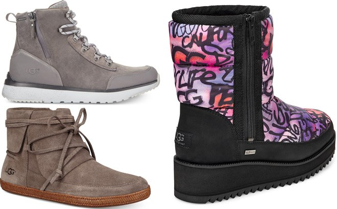 UGG Women's Boots Up to 65% Off at Macy's - Starting at ONLY $44.93