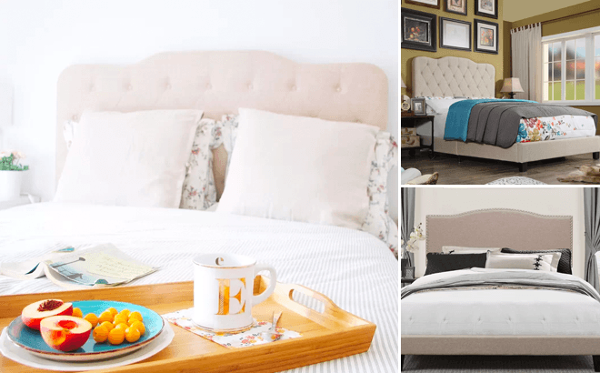 Bed Frames Up to 69% Off at Wayfair - Starting at ONLY $67 + FREE Shipping