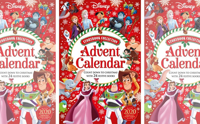 Disney Storybook Collection Advent Calendar for ONLY $19.99 at Amazon (Regularly $30)