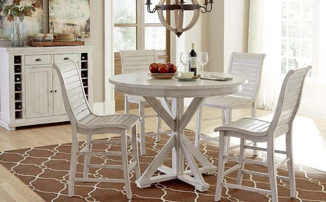 Kitchen & Dining Room Furniture Up to 40% Off + FREE Shipping at Home Depot