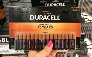 FREE Duracell Batteries After Rewards at Office Depot (Up to $26 Value) - HURRY!