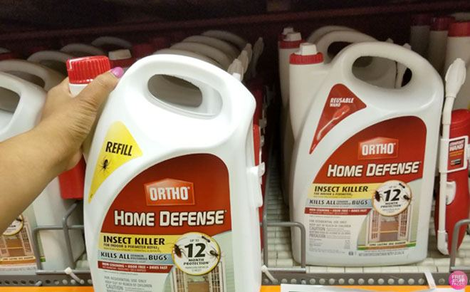 Ortho Home Defense Insect Killer 1 1 Gallon Only 11 59 At Amazon Regularly 27