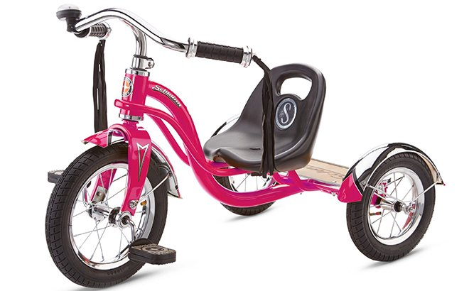 Schwinn Roadster Retro-Style Tricycle for ONLY $59 + FREE Shipping (Regularly $99)