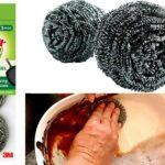 Scotch-Brite-Stainless-Steel-Scrubbers,-3-Count