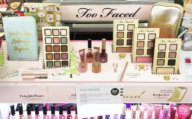Too Faced Cosmetics Up To 55% Off  + FREE Shipping at Sephora - Starting at ONLY $9!