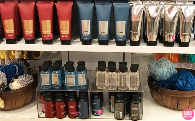 Bath & Body Works Men's Body Care for ONLY $5.95 (Reg $14.50) - TODAY ONLY!