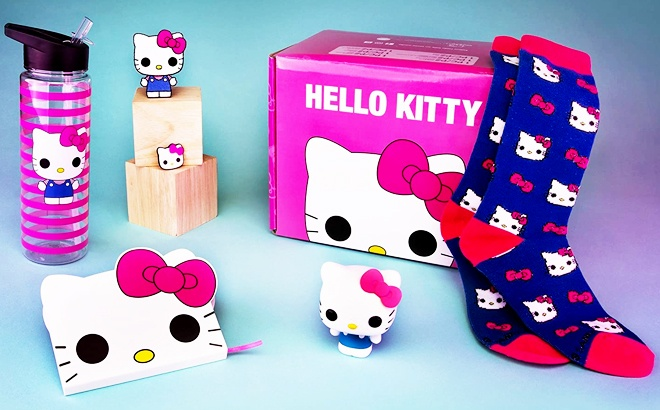 Funko Hello Kitty Collectors Box JUST $14.80 (Regularly $30) - Best Price Ever!