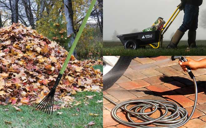 Landscaping Tools & Garden Hoses Starting at JUST $11.98 + FREE Shipping (Today Only)