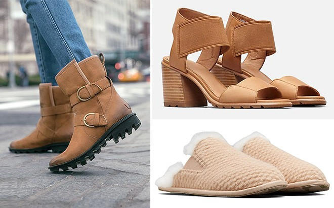 Up to 60% Off Sorel Shoes, Boots & Sandals (Starting at ONLY $25.99) – Many Styles!
