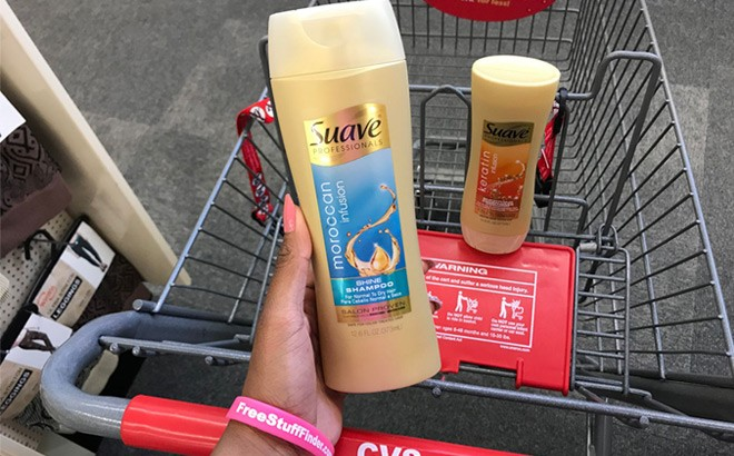 Suave Hair Care Products for ONLY 50¢ Each at CVS (Regularly $4.29)