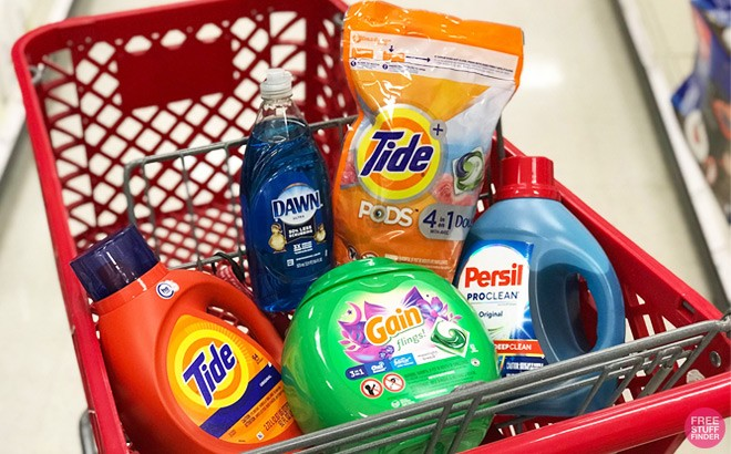 Tide Liquid Laundry Detergent JUST $6.04 Each at Target (Reg $12) – Only 9¢ per Load!