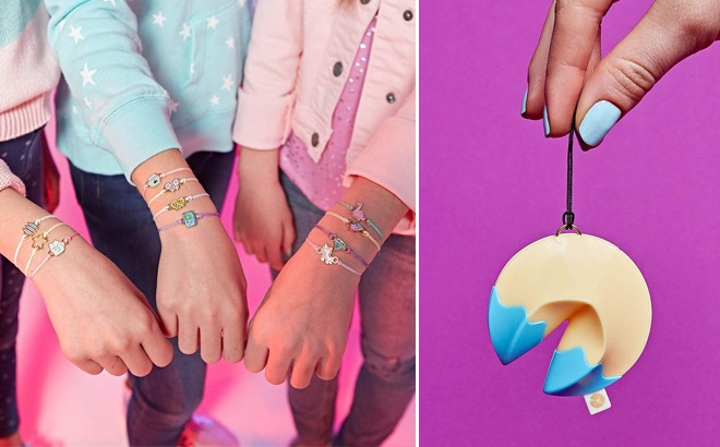 WowWee Lucky Fortune Blind Collectible Bracelets 4-Pack JUST $6.99 (Reg $12)