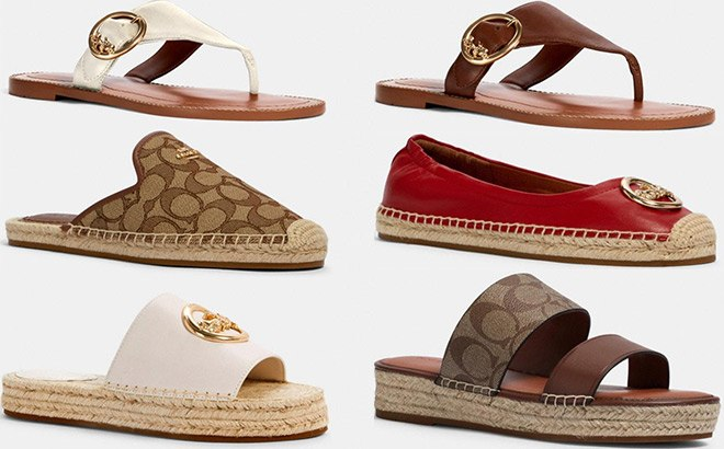 Coach Outlet Shoes Starting at JUST $42