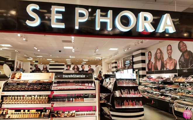 Marc Jacobs, Cover FX Cosmetics Up to 50% Off at Sephora + FREE Shipping