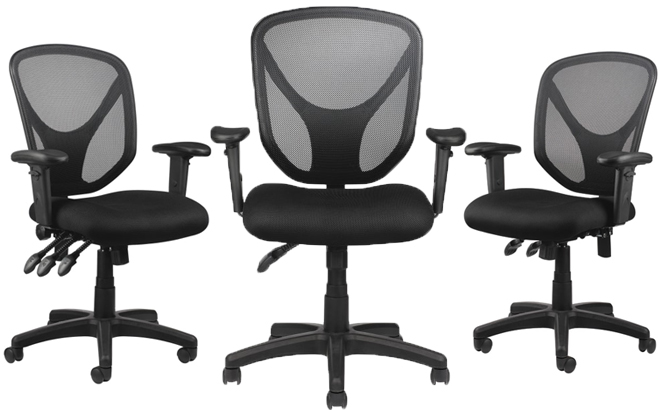 Ergonomic Mid-Back Task Chair JUST $109.99 + FREE Shipping (Regularly $230)