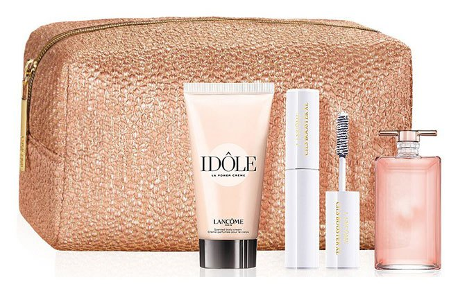 FREE 4 Piece Deluxe Lancome Gift Set at ULTA with $40 Purchase + FREE Shipping