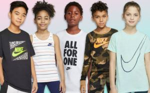 Nike Kids' Apparel Up to 60% Off at Kohl's – Starting at JUST $7.50 (Regularly $15)