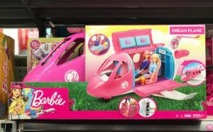 Barbie Dreamplane Play Set ONLY $44.99 + FREE Shipping at Amazon (Reg $75)
