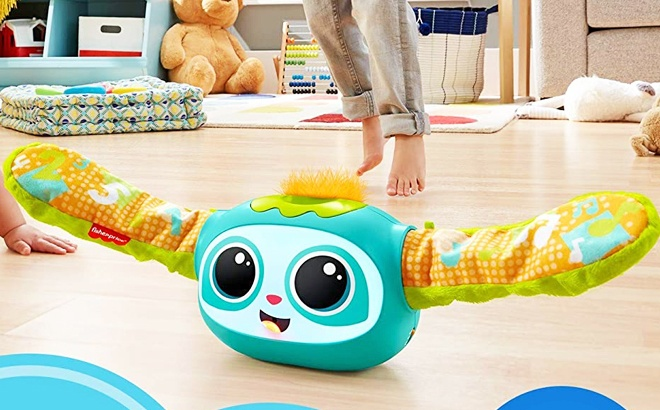 Fisher-Price Rollin' Rovee ONLY $31.19 + FREE Shipping (Reg $50) - So CUTE!