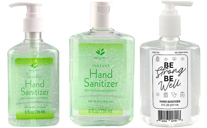 Hand Sanitizers Starting at JUST $1.79 + FREE Shipping (Regularly $3)
