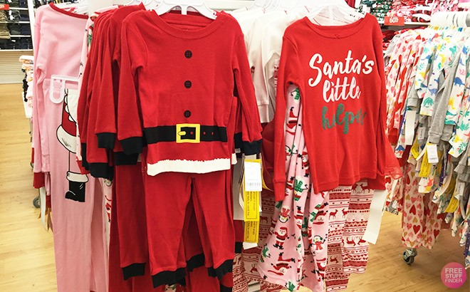 Carter's Holiday Kids' & Babies' Apparel Up to 50% Off - Starting at ONLY $8 (Many Styles!)