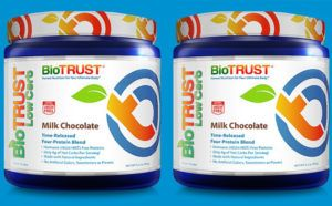 FREE BioTrust Low Carb Protein Container (Just Pay Shipping!)