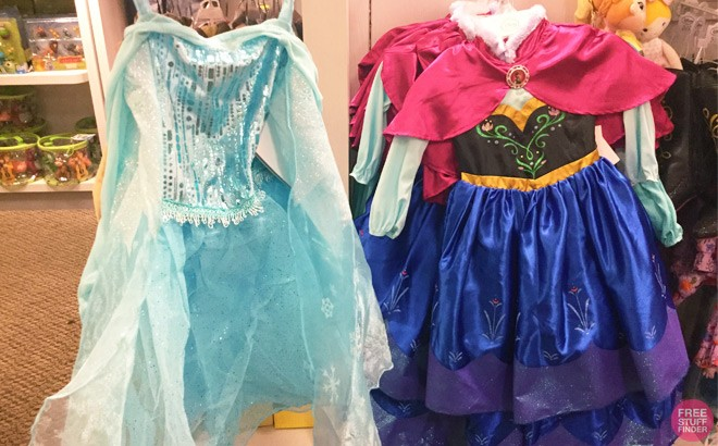 Disney Costumes and Princess Shoes Up to 60% Off at JCPenney- Starting at ONLY $12!