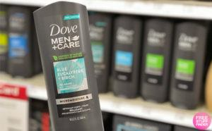 Dove Men+Care Body and Face Wash for ONLY 49¢ at Target (Regularly $6)