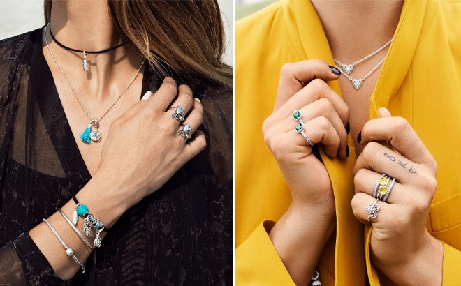 Pandora Jewelry Up to 65% Off at Rue La La – Starting at JUST $9.99 (Including Disney!)