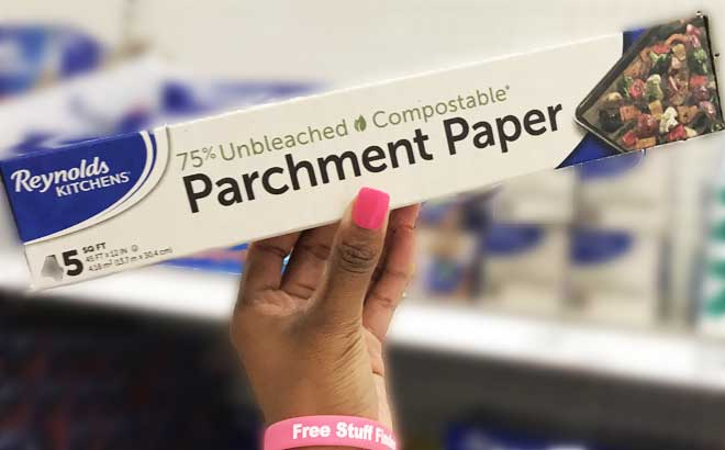 Reynolds Parchment Paper JUST $2.79 at Amazon (Regularly $5)