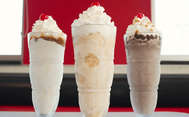 FREE Shake this Halloween at Steak 'n Shake for Kids in Costumes - No Purchase Needed!