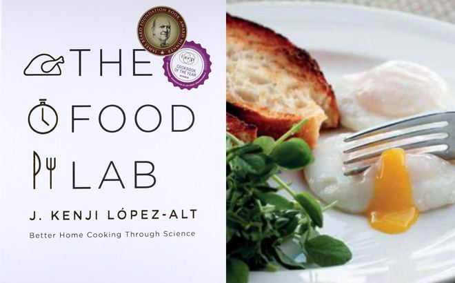 The Food Lab Hardcover Cookbook Only $20 (Reg $50)