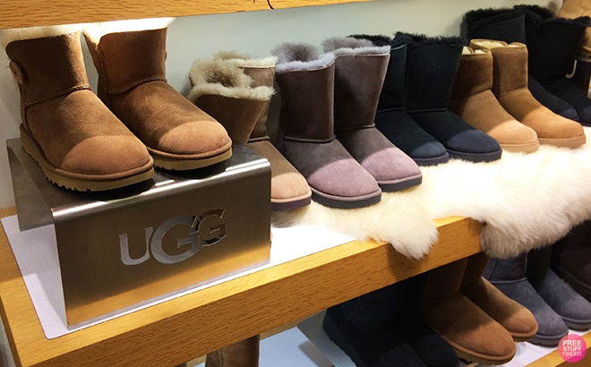 UGG Footwear for the Family Up To 70% Off - Starting at ONLY $48!