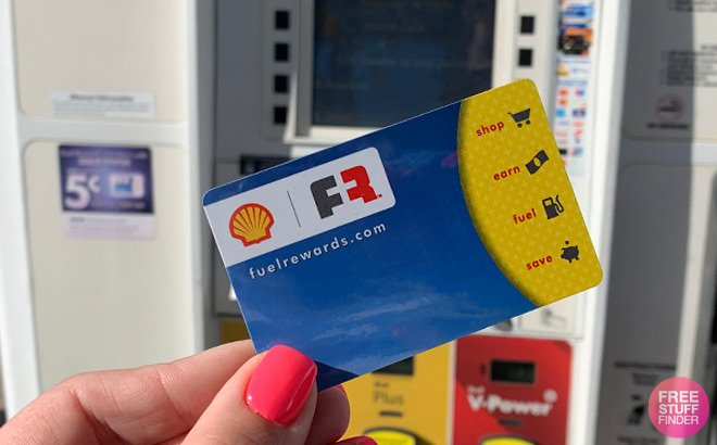 Easy Way to Save Money on Gas (Join Shell Fuel Rewards® to Earn Rewards!)
