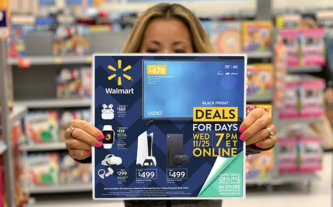 Walmart Official Black Friday Deals 🙌 (Starting November 25th!)