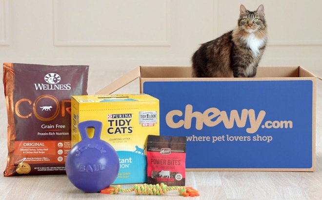Chewy Cyber Monday Deal LIVE!