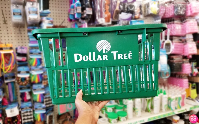 FREE $25 to Spend at Dollar Tree (New TCB Members)