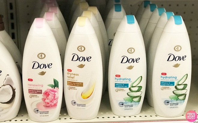 FREE Shipping on All Orders at Walgreens - Dove Body Wash Just $3 Each!