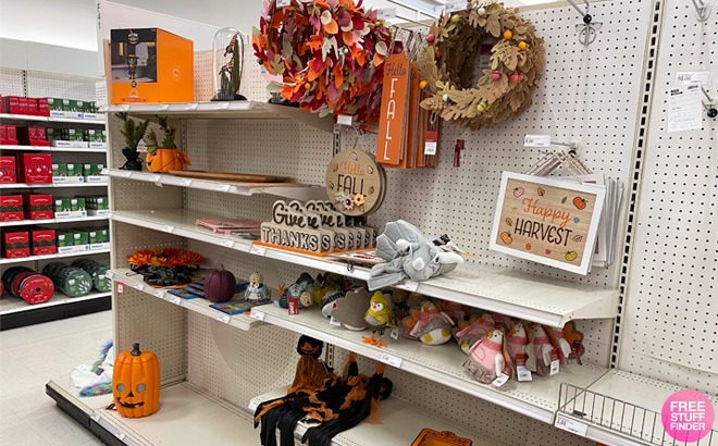 Target Clearance Finds: Up to 50% Off Halloween Sale – Starting at ONLY $2.49!