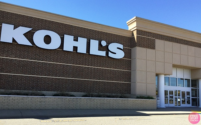 $10 Off $25 Online Purchase + 30% Off for Kohl's Cardhodlers